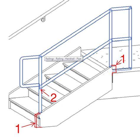 revit handrail tutorial solved tutorials for modifying railings autodesk community