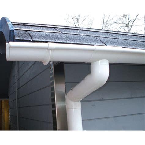 pavillon kunststoff kunststoff dachrinnenset f 252 r karibu pavillon oslo 2 mein