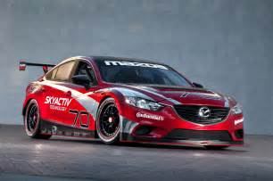 new race car mazda diesel race car entered in new uscc series wide