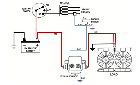 12 volt reversing solenoid wiring diagram 12 just