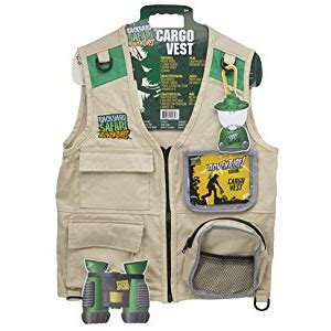 backyard safari cargo vest best gifts and toys for 6 year old girls 2018 toy buzz