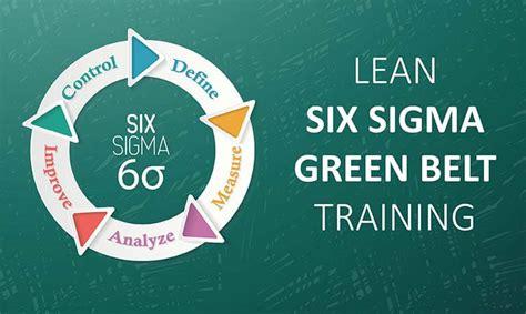 Lean Six Sigma Green Belt Bu Mba Certification by Iassc Lean Six Sigma Green Belt Global Edulink