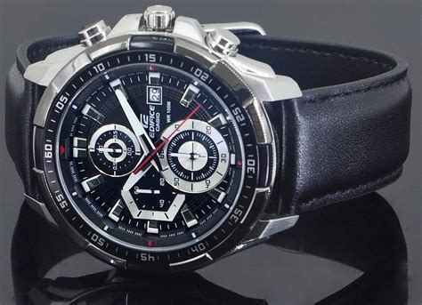 Casio Edifice Original Pria Efr 538bk 1a casio edifice chronograph efr 539l 1a end 7 8 2019 3 15 pm