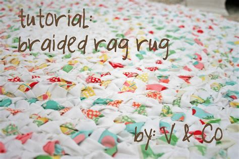Braided Rag Rug 171 Moda Bake Shop How To Make A Rag Rug