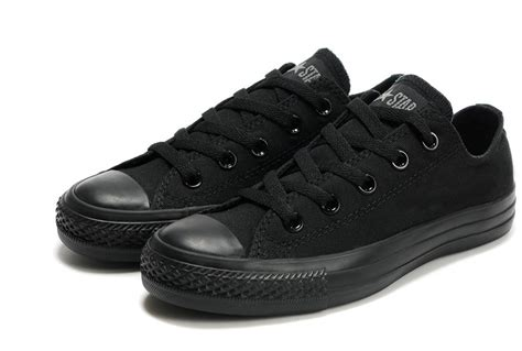 Rhumell Black converse all warna black tokobelibeli