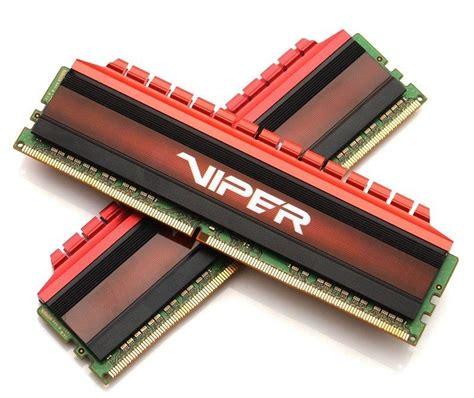 Patriot Pv416g340c6k Viper Ddr4 2x8gb patriot viper 4 ddr4 3200mhz 16gb 2x8gb review eteknix
