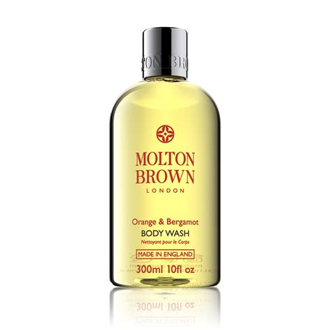 Molton Brown Molto by Molton Brown 174 Orange Bergamot Bath Shower Gel Shop