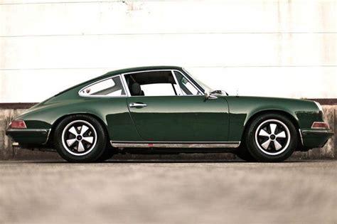 porsche 911 dark green 1969 green 911 t vintage pinterest cars porsche 911