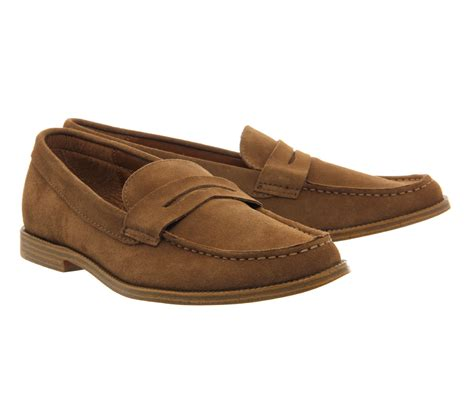 beige loafers mens office babble loafer in beige for lyst