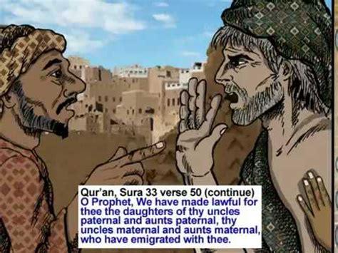 film nabi musa versi kartun komik nabi muhammad dan zaenab versi video berita muslim