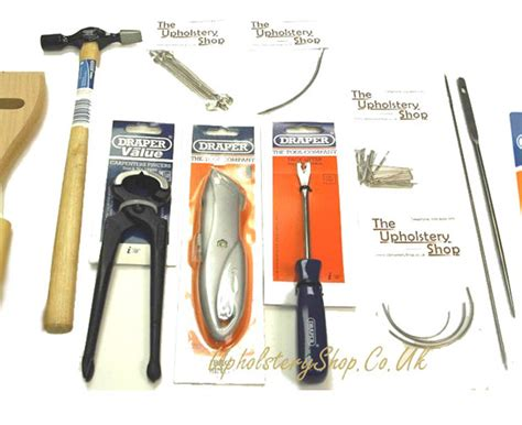 Tools For Upholstery Work by Upholsteryshop Co Uk B Upholstery Tool Kit Standard