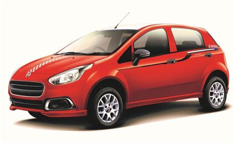 Home Design 10 Lakh by Fiat Punto Sportivo Launched In India At Rs 7 10 Lakh