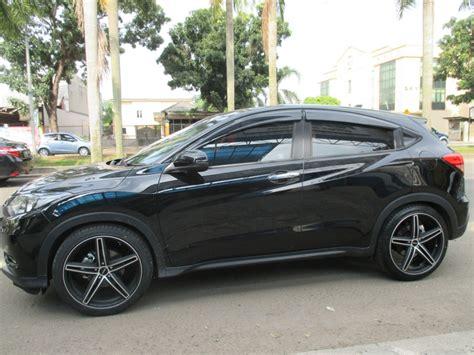 Honda Hrv Black by Black Rims Honda Hr V Forum