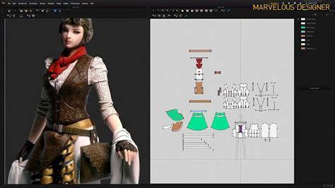 download pattern marvelous designer marvelous designer free download full version with crack