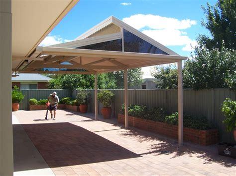 roof styles pergolas