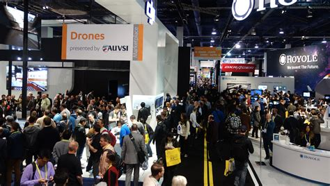 Ces Photo Gallery Ces 2017   commercial drones and a look into the future at ces 2017