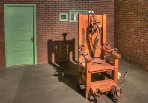 electric chair sparky electric chair
