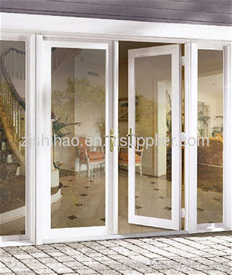 Exterior French doors from China manufacturer   Zhejiang