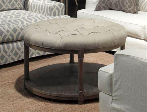 coffee table beautiful round fabric ottoman coffee table 2016 cloth coffee tables ideas best round tufted coffee table