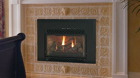 gas log insert for fireplace gas insert the spot fireside fireplace sales service parts