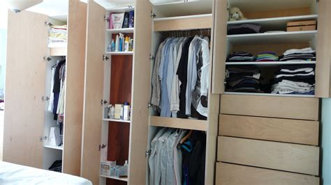 how to build your own fitted wardrobe and also how not to