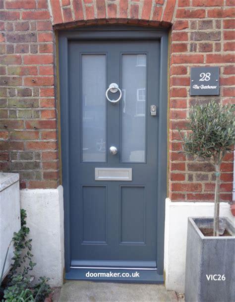 Front Door Ironmongery Front Doors Georgian Regency Edwardian Doors Doors Made From Oak And Other