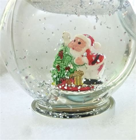 antique christmas snow globe snow globes christmas