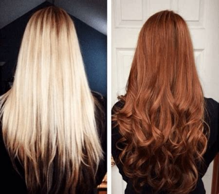 semi permanent vs demi permanent hair color ing difference