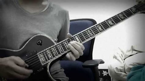 bullet for my guitars bullet for my waking the guitar cover
