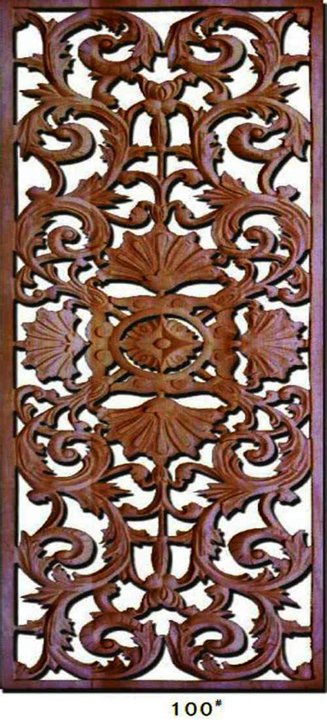 Wood Decorative Panels by