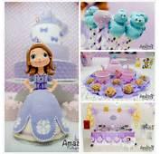 Souvenirs Princesa Sofia Para Tu Fiesta Infantil Car Tuning