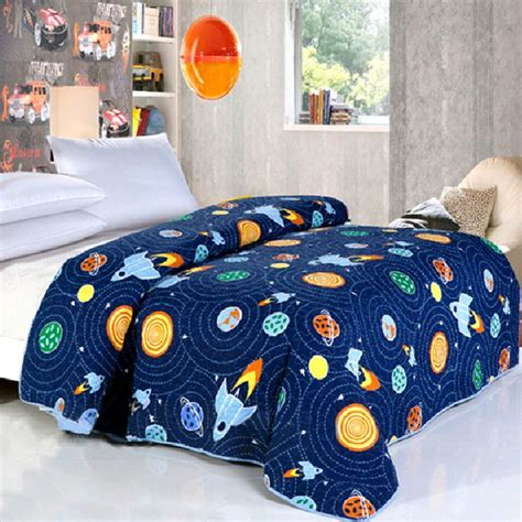 space comforters space quilt bedding