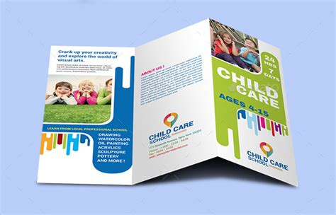 school brochure templates 20 school brochures template
