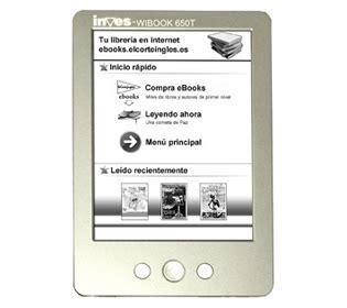 el corte ingles libros electronicos zite archivos tecnolog 237 a de t 250 a t 250