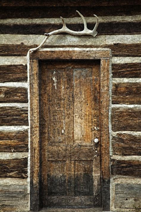 Cabin Entry Doors by 17 Best Ideas About Cabin Doors On Lake House