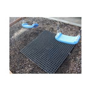 outdoor playground mat