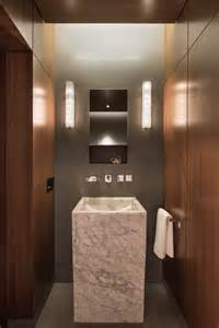 Contemporary Powder Room Sinks Stone Forest Sinks Powder Room Contemporary With Black