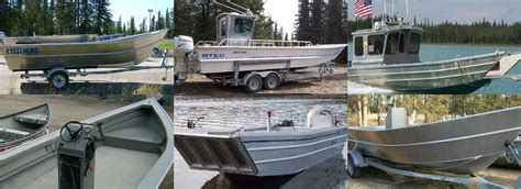 charter fishing boat builders atec marine boat builders landing craft commercial