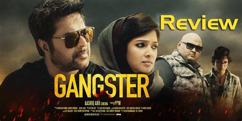 gangster film review gangster review