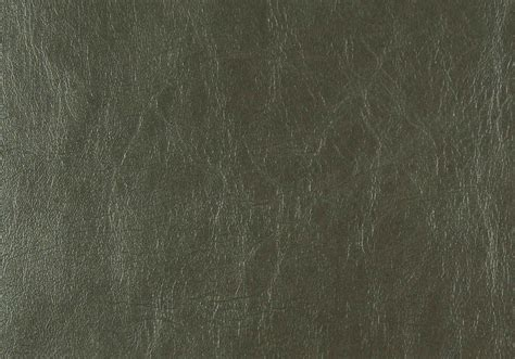 Leather Fabric by Gray Urethane Waterproof Faux Leather Fabric Grey
