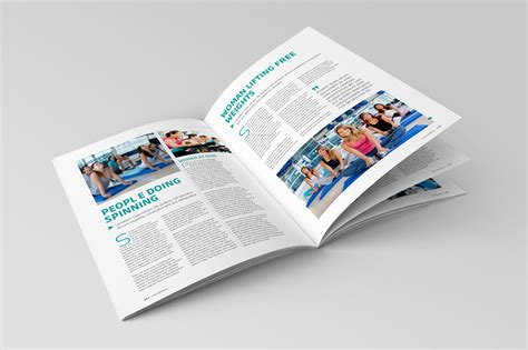 Magazine Proposal Indesign Templates Dealjumbo Com Discounted Design Bundles With Extended Magazine Template