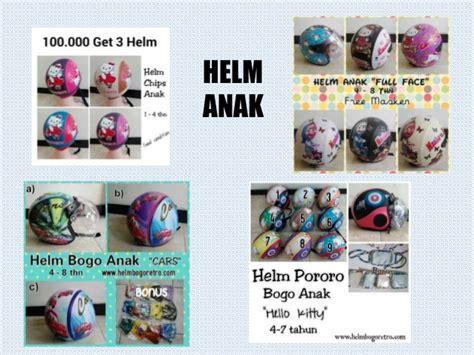Helm Bogo Anak 2 6 Th Motif Kartun Favorit Frozen Hel Keren wa 0857 9196 8895 indosat helm bogo motif kartun helm