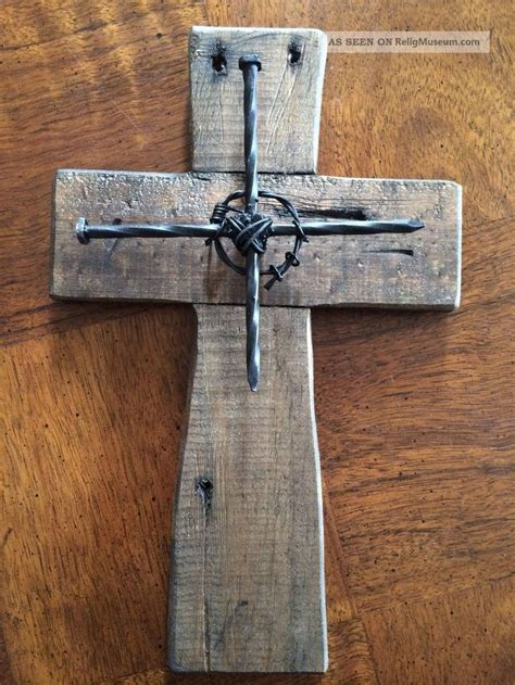Rustic Wooden Crosses Wall Decor by 1000 Ideas About Cross Wall On Wall