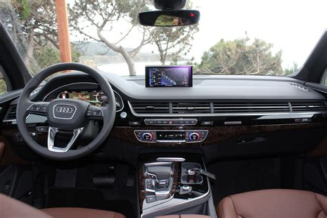 audi dashboard 2017 2017 audi q7 dash 2017 2018 best cars reviews