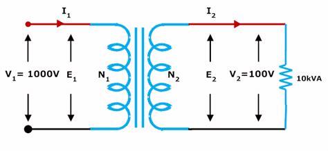 transformer ratio test diagram electrical transformer basics electrical circuits