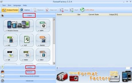 format factory exe pc chuyển đổi đu 244 i exe sang video mkv avi
