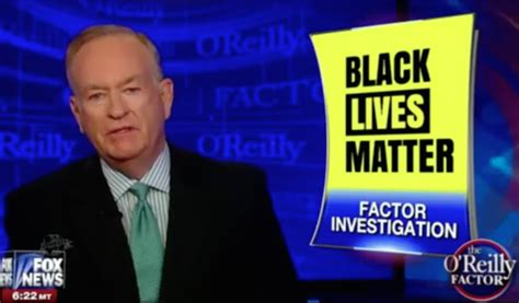 bill o reilly says the blacklivesmatter movement is bill o reilly black lives matter png