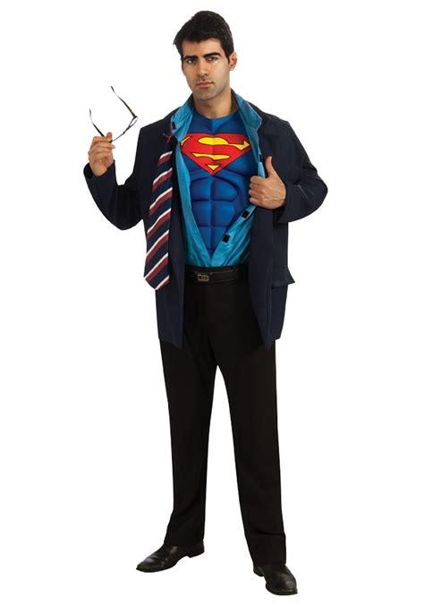 superman costume superman clark kent costume