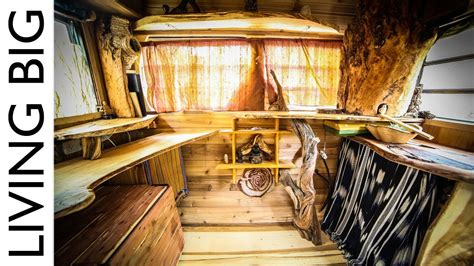 1000 tiny house caravan converted to stunning tiny house for only 1000
