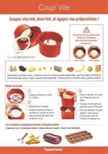 fiche recette tupperware coup vite les macarons 224 la